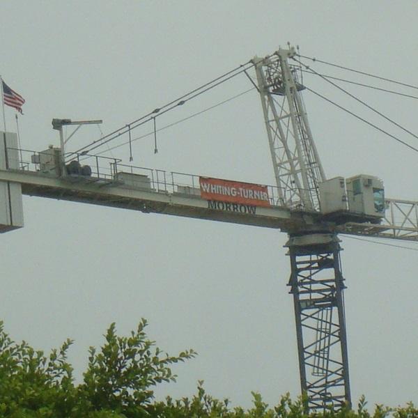 Big Banner Crane