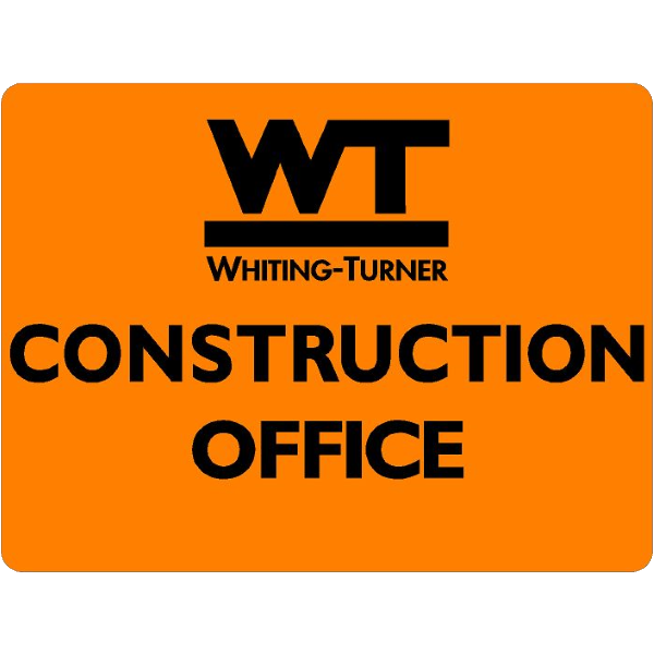 Construction Office - with W-T Logo