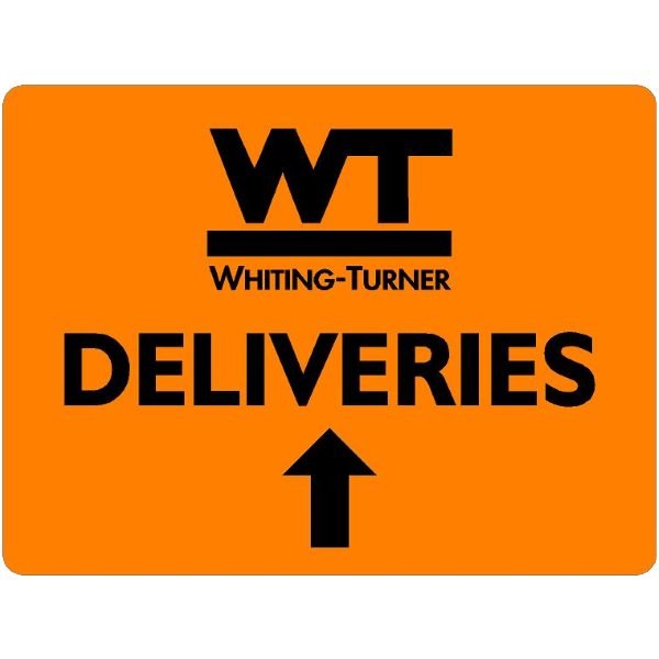 Deliveries (with arrow)